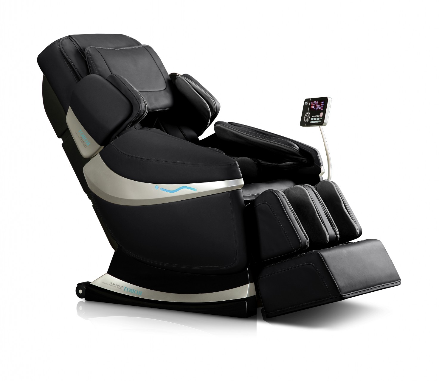 Massagestoel SL-A50-Black and siliver LR