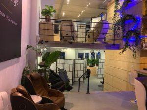 Relax Lounge massagestoel Amsterdam