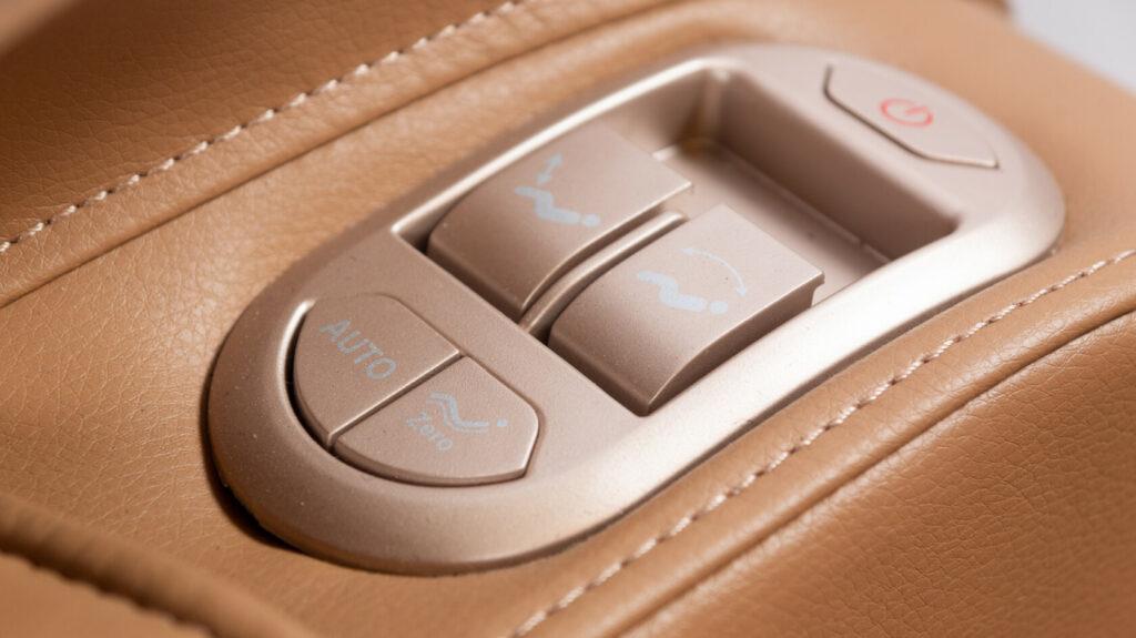 Massagestoel-SL-A305-quick-acces-buttons